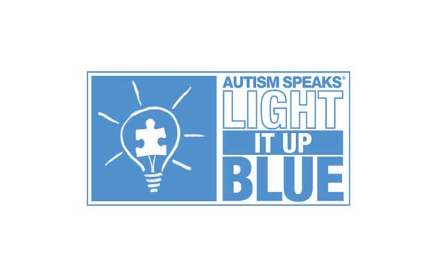 Delightful Rutgers Athletics To Participate In Autism Speaks Light It Up Blue Campaign  In Support Of World Photo Gallery