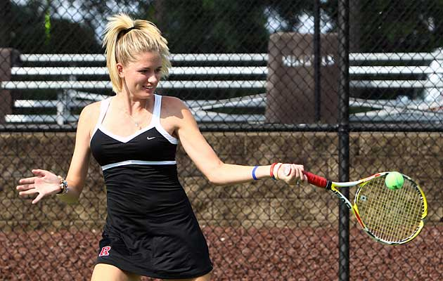 Tennis Continues Road Stretch at Army