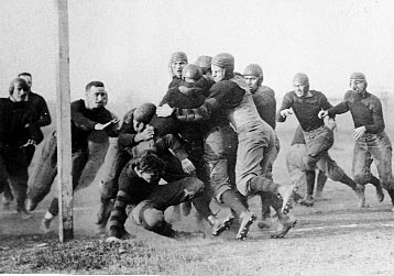 The First Game: Nov. 6, 1869 - Rutgers University Athletics