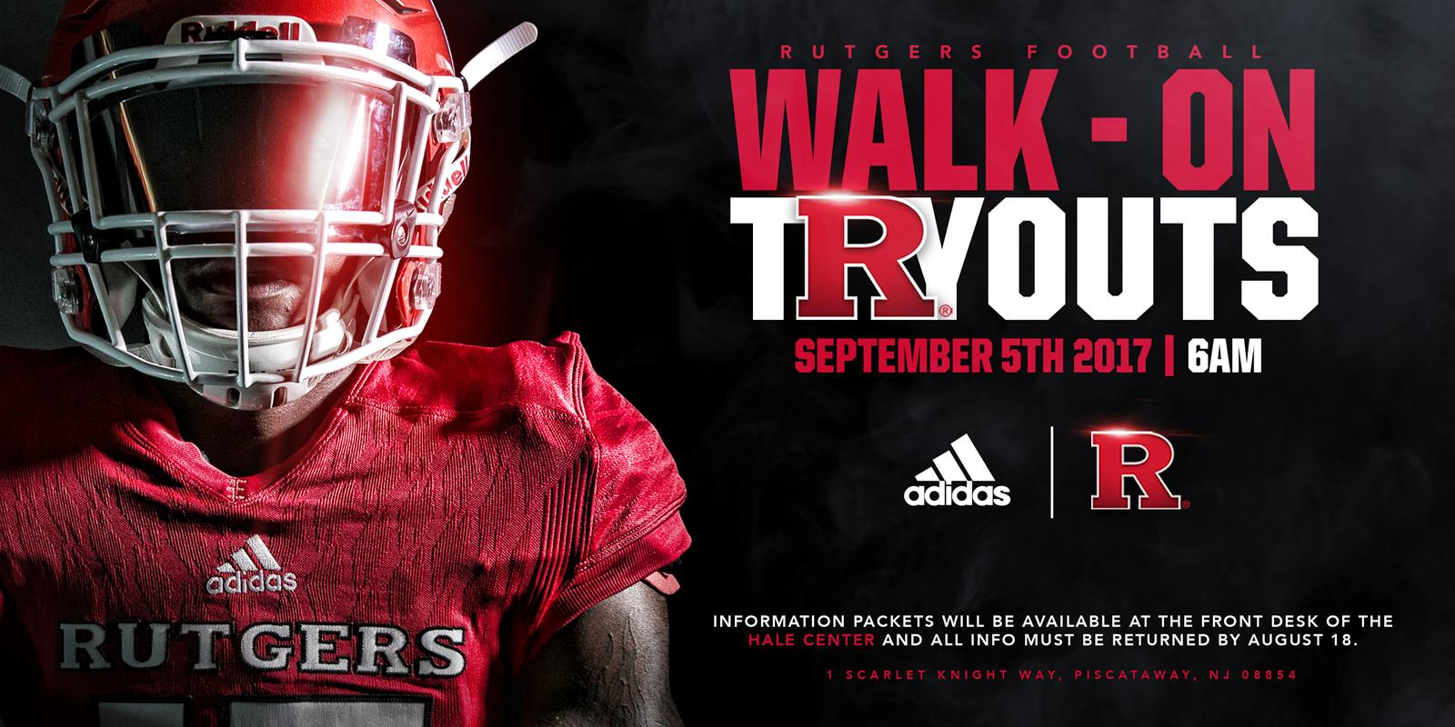 Football To Hold Walk-On Tryouts - Rutgers University Athletics