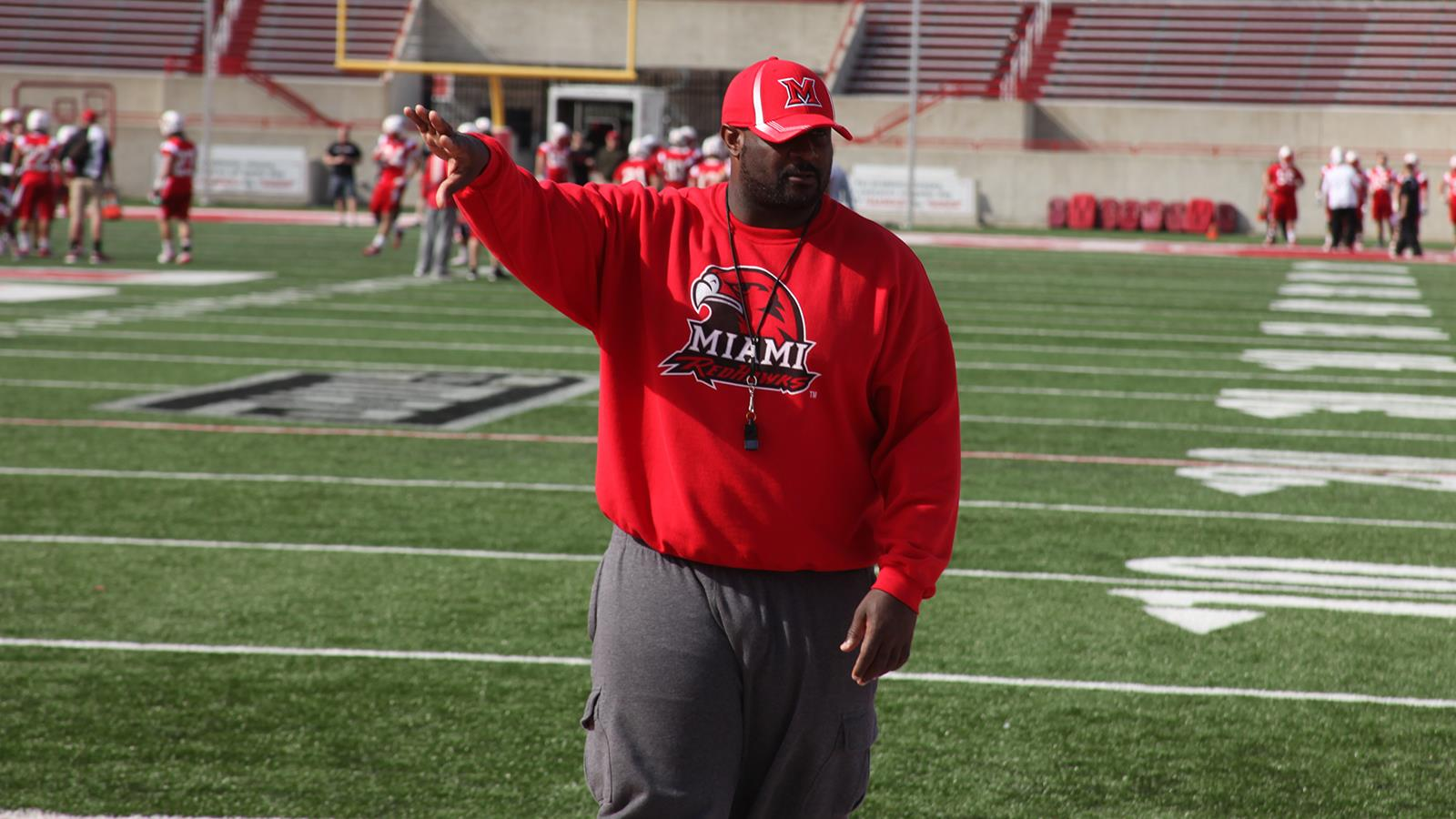 Corey Brown Hired as Defensive Line Coach - Rutgers University Athletics