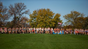 2018 Big Ten Cross Country Championship Results