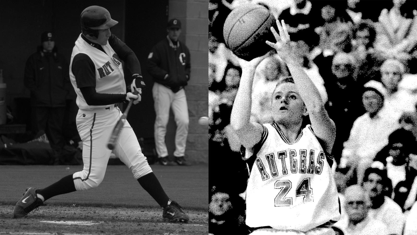 Frazier & Somogyi Inducted to NJSIAA Hall of Fame - Rutgers