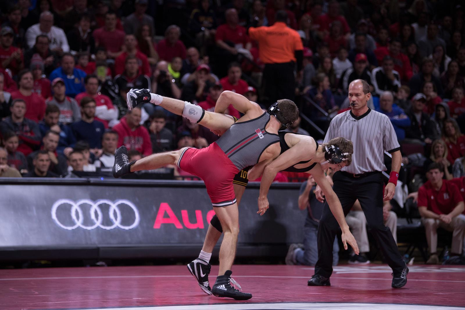 6f60fe25e345 Wrestling Announces 2018-19 Home Dual with Rider - Rutgers ...