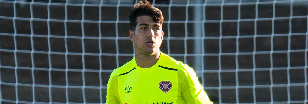 8367e37957a Silva Signs Professional Contract With Heart of Midlothian FC ...