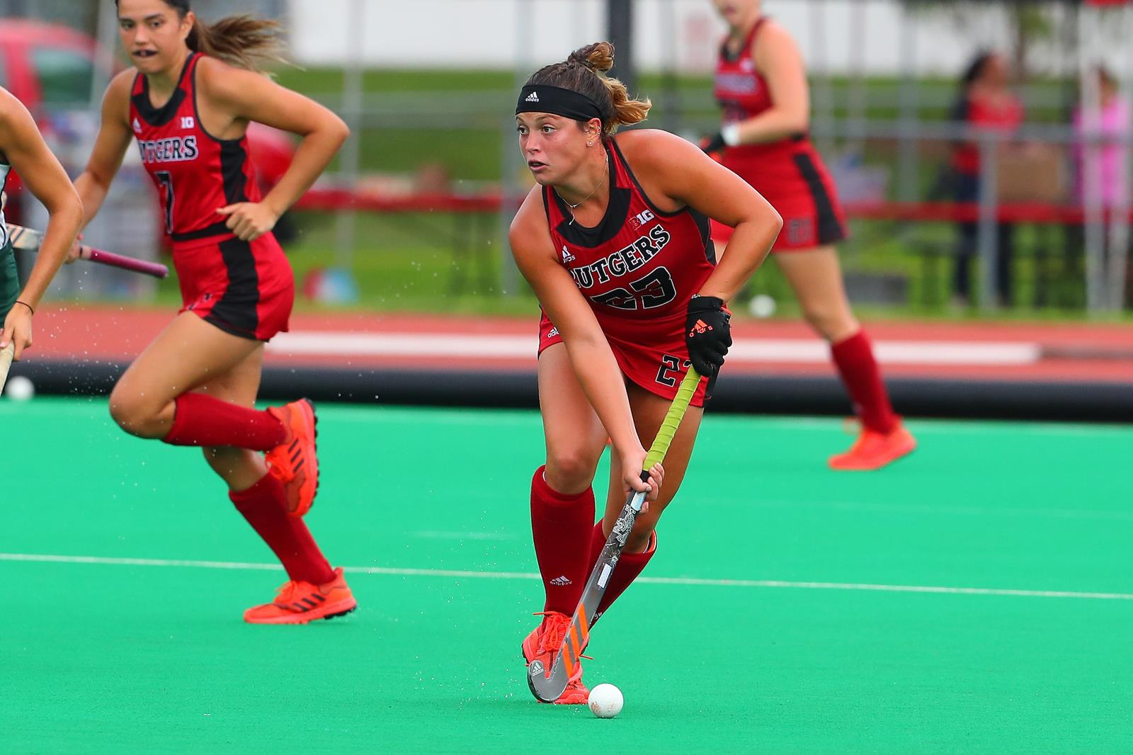 Field Hockey Has Six Selected For 2019 Young Women S National