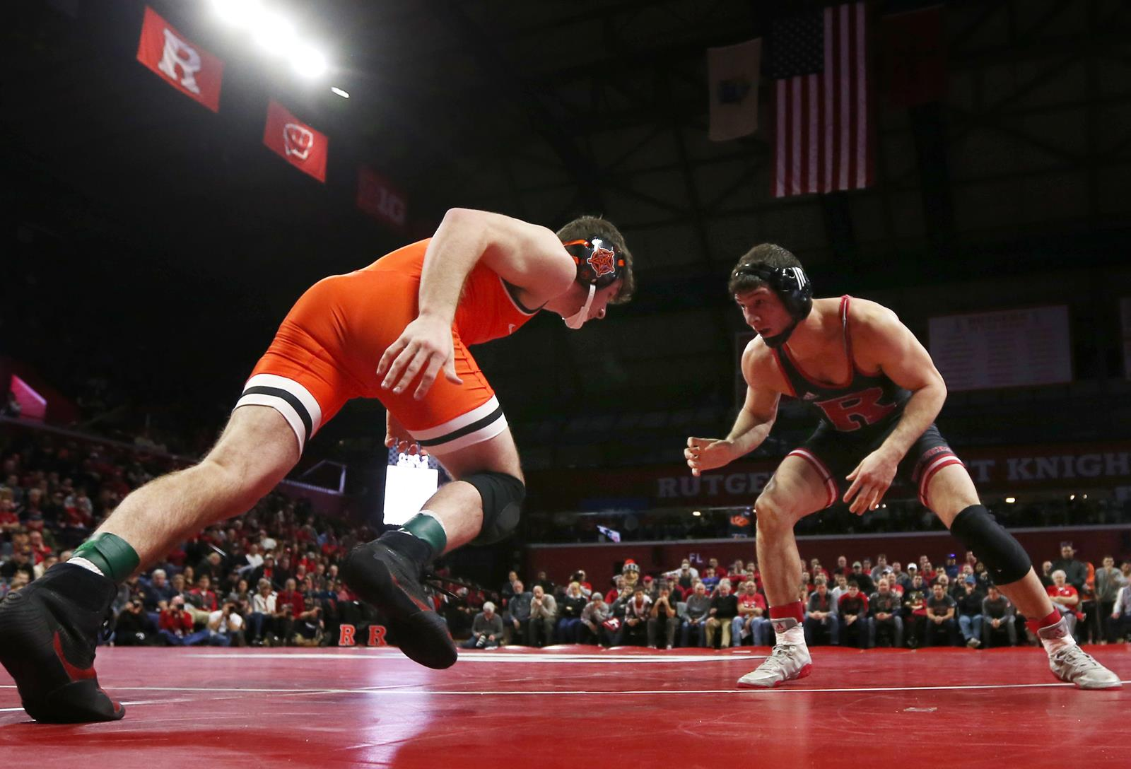 c2738176a175 18 Wrestling Closes Home Dual Schedule Sunday with No. 4 Michigan