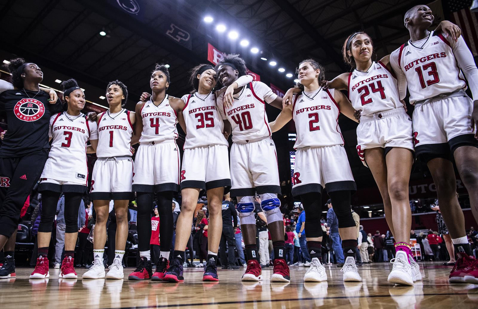 Women's Basketball Opens B1G Tournament Play on Friday in