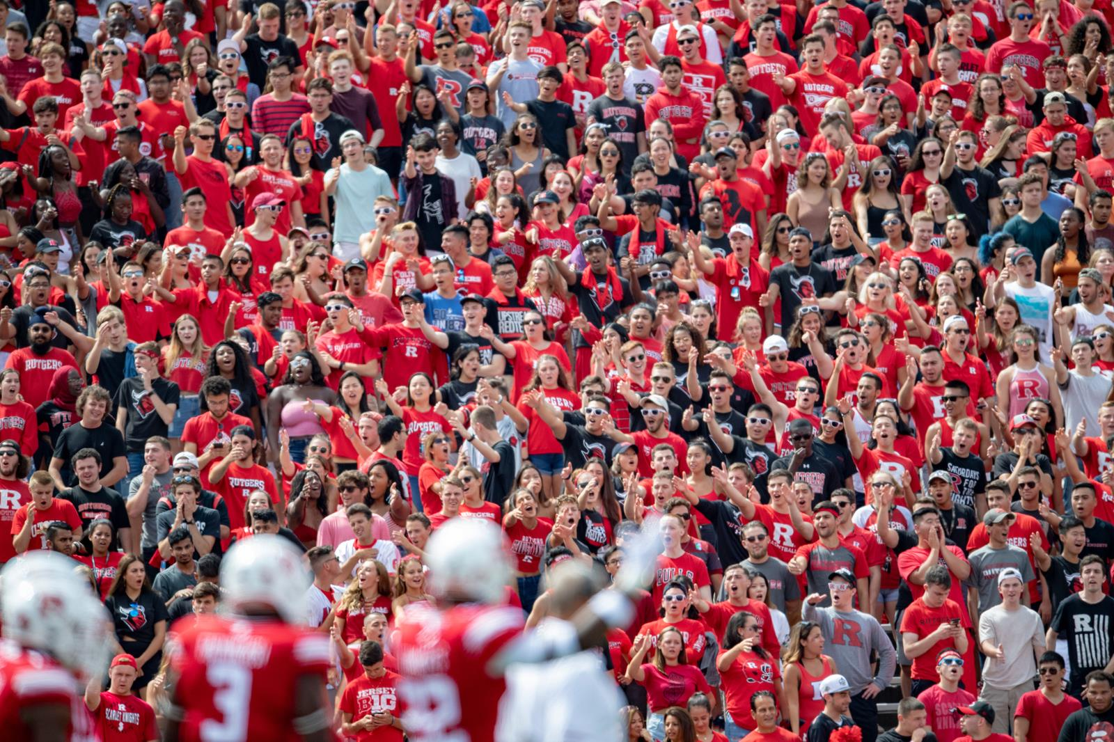 Football Single Game Tickets On Sale Thursday Rutgers University