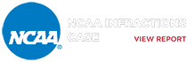 NCAA Infractions Logo